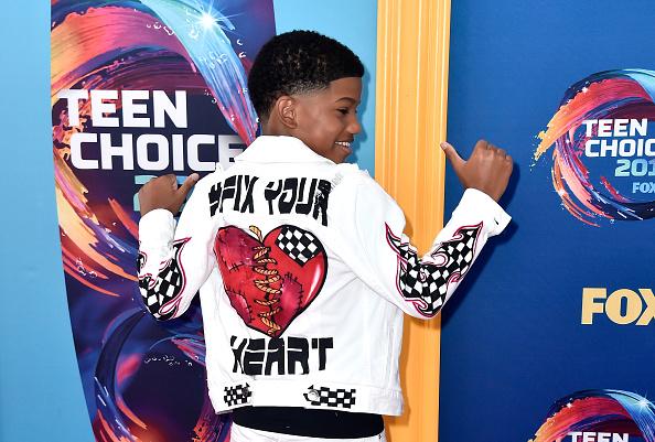 Frazer Harrison「FOX's Teen Choice Awards 2018 - Arrivals」:写真・画像(15)[壁紙.com]