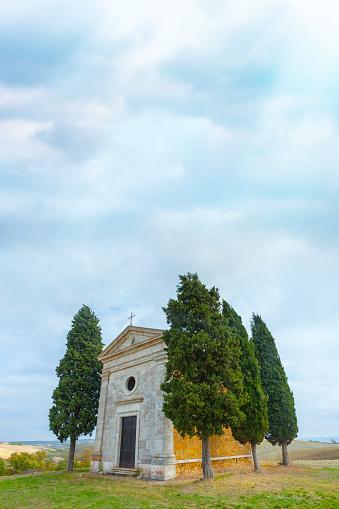 文化「トスカーナ、イタリアでアカペラ ・ ディ ・ Vitaleta」:スマホ壁紙(16)