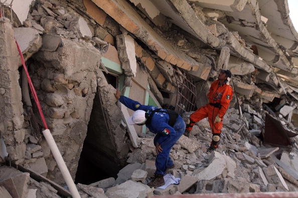 Mexico「Haiti Struggles With Death And Destruction After Catastrophic Earthquake」:写真・画像(5)[壁紙.com]