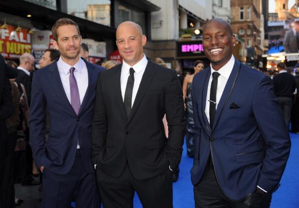 俳優「World Premiere Of Fast & Furious 6」:写真・画像(8)[壁紙.com]