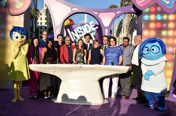 "Pixar「Premiere Of Disney-Pixar's ""Inside Out"" - Red Carpet」:写真・画像(17)[壁紙.com]"