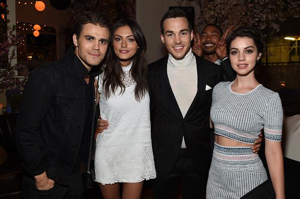 俳優「The CW Network's 2015 Upfront - Party」:写真・画像(10)[壁紙.com]