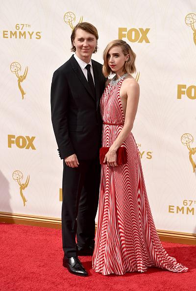 Halter Top「67th Annual Primetime Emmy Awards - Arrivals」:写真・画像(12)[壁紙.com]