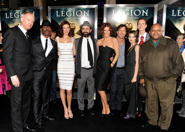 "Film Screening「Premiere of Screen Gems' ""Legion"" - Arrivals」:写真・画像(9)[壁紙.com]"
