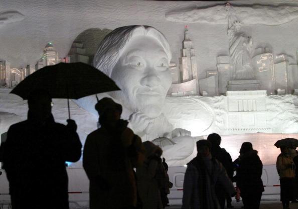 Mombetsu Ice Festival「Sapporo Snow Festival To Open In Japan」:写真・画像(11)[壁紙.com]