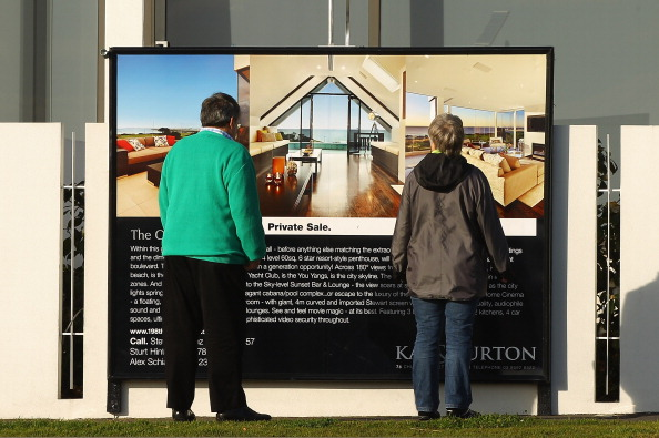 Melbourne - Australia「High End Housing Market Hit Hardest」:写真・画像(14)[壁紙.com]