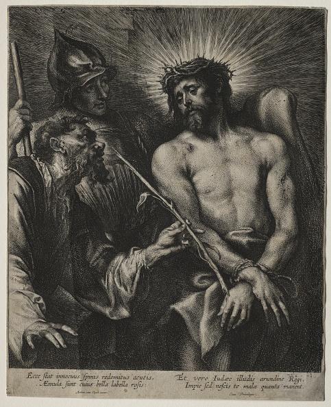 Sir Anthony Van Dyck「Mocking Of Christ . Creator: Anthony Van Dyck (Flemish」:写真・画像(14)[壁紙.com]