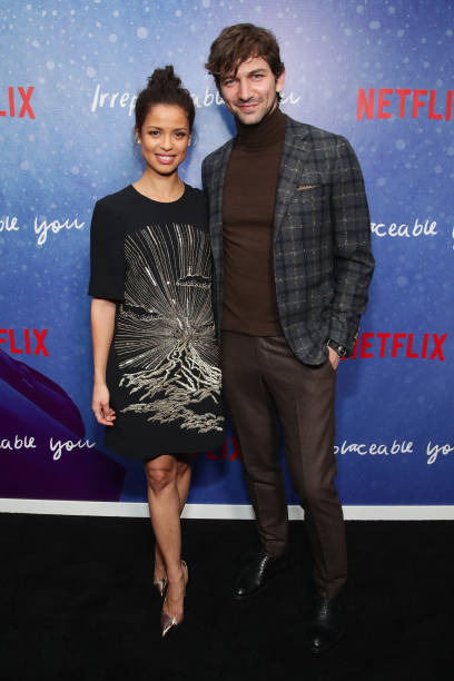 """Cindy Ord「Special Screening of the Netflix Film """"Irreplaceable You"""" at the Metrograph Theater in New York City.」:写真・画像(8)[壁紙.com]"""
