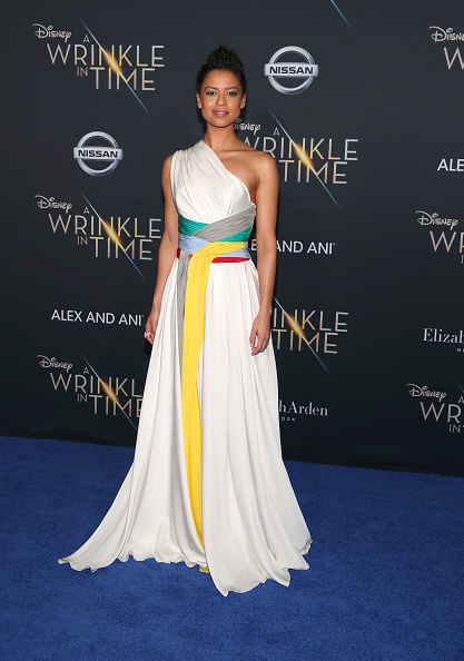 "A Wrinkle in Time「Premiere Of Disney's ""A Wrinkle In Time"" - Arrivals」:写真・画像(17)[壁紙.com]"
