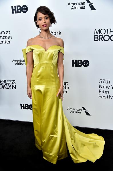 "Yellow Dress「57th New York Film Festival - ""Motherless Brooklyn"" Arrivals」:写真・画像(3)[壁紙.com]"