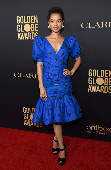 Presley Ann「Hollywood Foreign Press Association And The Hollywood Reporter Celebration Of The 2020 Golden Globe Awards Season And Unveiling Of The Golden Globe Ambassadors」:写真・画像(17)[壁紙.com]