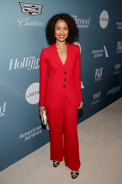 Red Suit「The Hollywood Reporter's Power 100 Women In Entertainment - Red Carpet」:写真・画像(9)[壁紙.com]