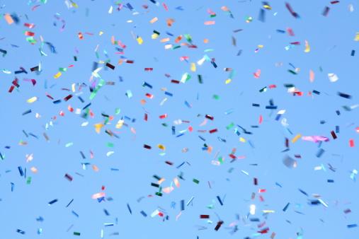 Celebration「Confetti Celebration」:スマホ壁紙(2)