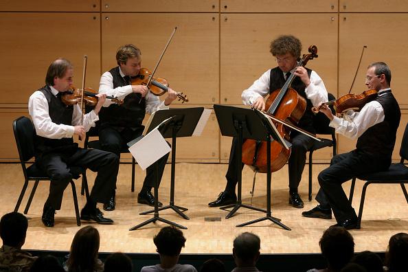 The Walter Reade Theater「Leipzig String Quartet」:写真・画像(9)[壁紙.com]
