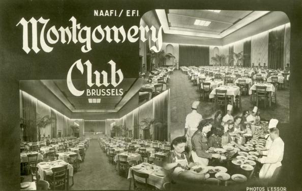 リラクゼーション「Montgomery Club, Brussels, Belgium - advertisement」:写真・画像(4)[壁紙.com]