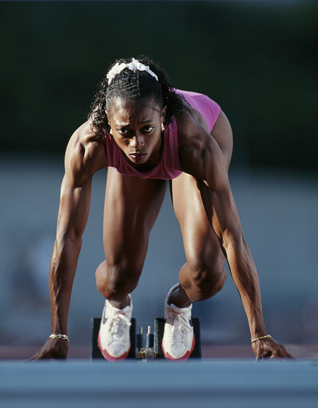Athlete「Gail Devers」:写真・画像(10)[壁紙.com]