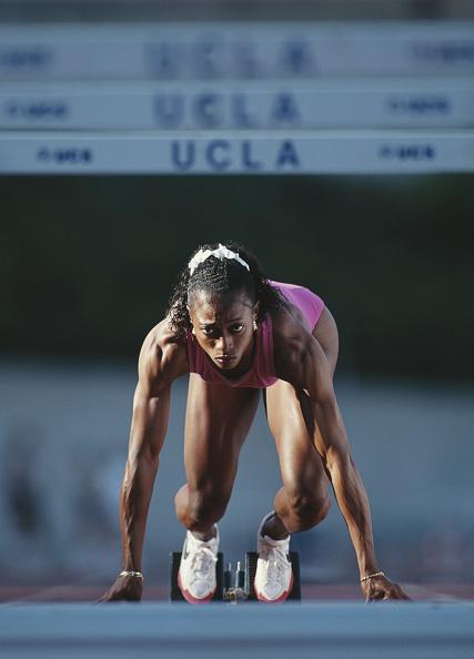 100 Meter「Gail Devers」:写真・画像(10)[壁紙.com]