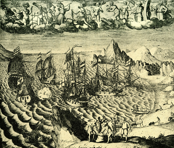 Sailor「The Discovery of America and its Riches」:写真・画像(1)[壁紙.com]