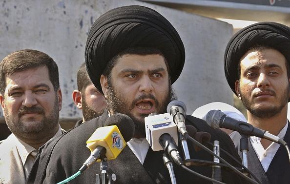 Muqtada Al-Sadr「Moqtada al-Sadr Returns To Basra」:写真・画像(17)[壁紙.com]