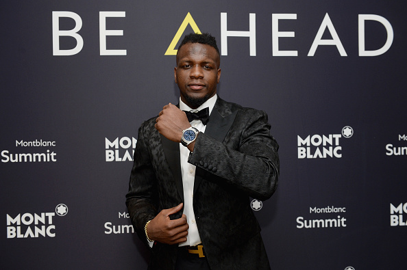 Wearable Computer「Montblanc Unveils First-Ever Smartwatch, The Summit Collection, With Atlanta Falcon Mohamed Sanu」:写真・画像(17)[壁紙.com]