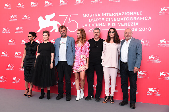 """Eamonn M「""""A Letter To A Friend In Gaza And Tramway In Jerusalem"""" Photocall - 75th Venice Film Festival」:写真・画像(18)[壁紙.com]"""