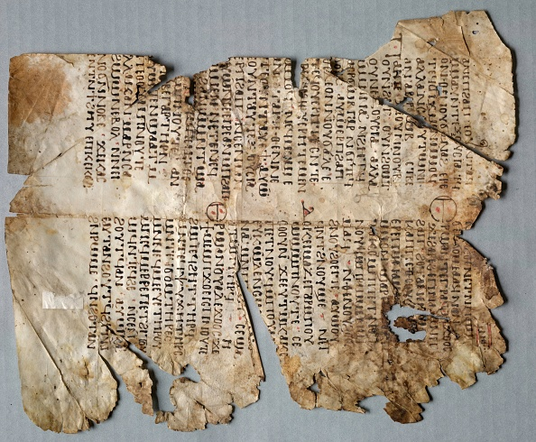Manuscript「Leaf From A Christian Homily」:写真・画像(2)[壁紙.com]