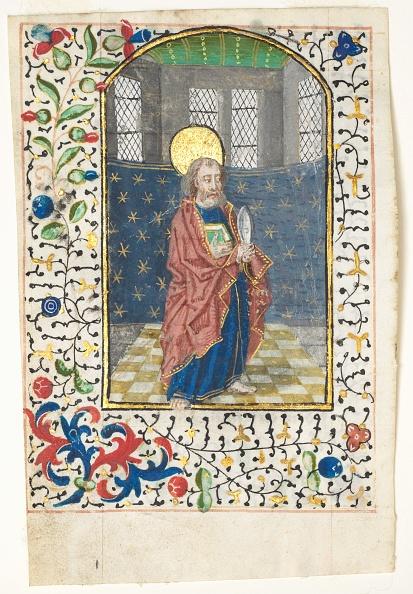 The Knife「Leaf From A Book Of Hours: St. Bartholomew」:写真・画像(3)[壁紙.com]