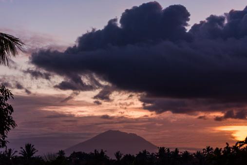 Mt Agung「Mount Agung」:スマホ壁紙(15)