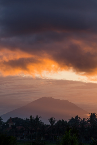 Mt Agung「Mount Agung」:スマホ壁紙(16)