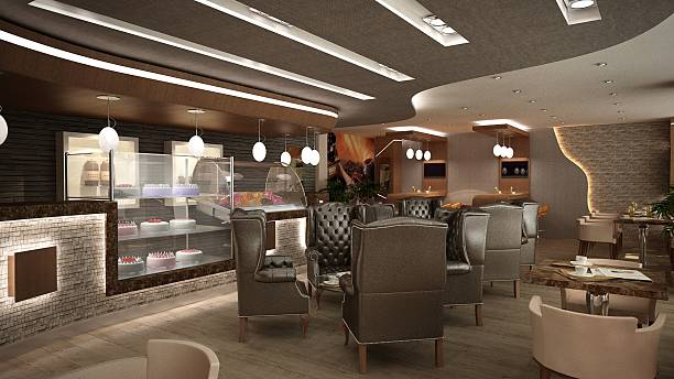 Coffee Shop:スマホ壁紙(壁紙.com)