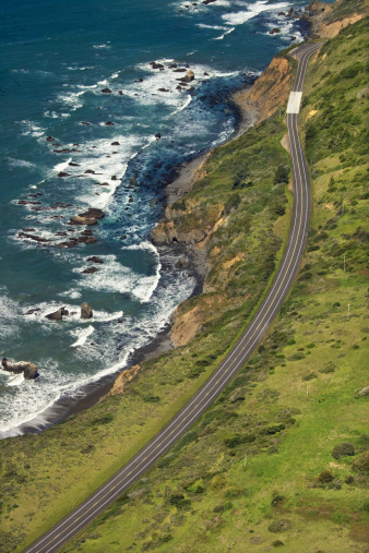 California State Route 1「Coastal highway,  California,  USA」:スマホ壁紙(5)