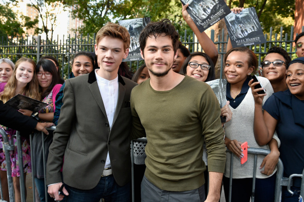 "Teen Vogue「Twentieth Century Fox And Teen Vogue Host A Screening Of ""The Maze Runner""」:写真・画像(15)[壁紙.com]"