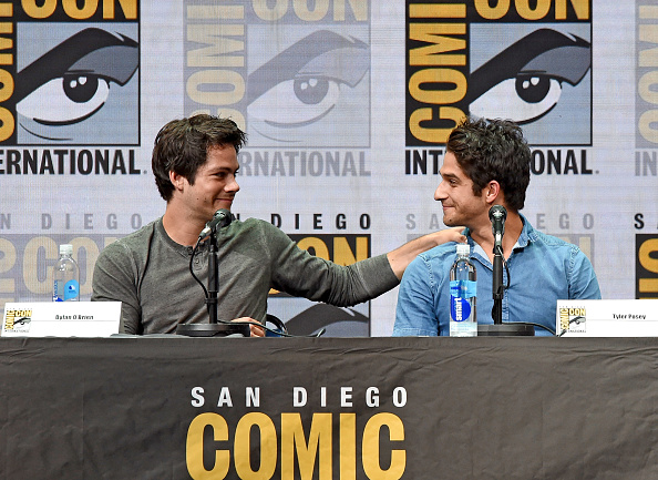 Headshot「Comic-Con International 2017 - 'Teen Wolf' Panel」:写真・画像(4)[壁紙.com]