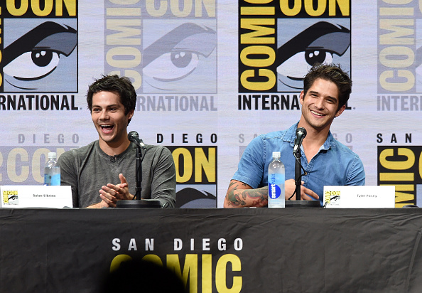 Headshot「Comic-Con International 2017 - 'Teen Wolf' Panel」:写真・画像(5)[壁紙.com]
