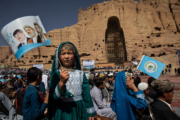 Paula Bronstein「Kabul On Edge As Attacks Increase Ahead of Elections」:写真・画像(8)[壁紙.com]