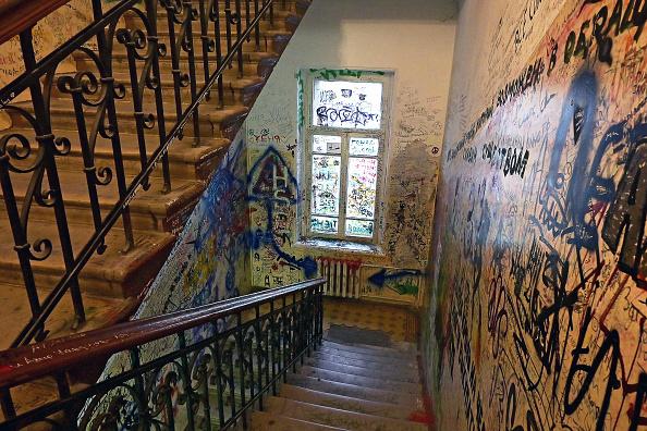 Wojtek Laski「Mikhail Bulgakov's museum in Moscow」:写真・画像(9)[壁紙.com]