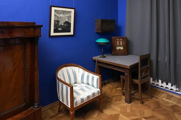 No People「Mikhail Bulgakov's museum in Moscow」:写真・画像(18)[壁紙.com]