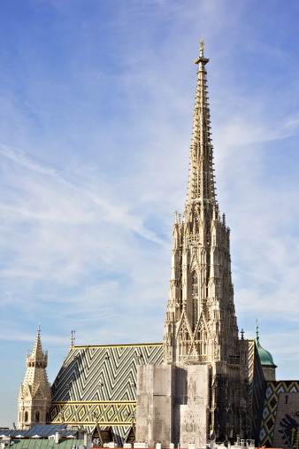St「St Stephens Cathedral in Vienna」:スマホ壁紙(19)
