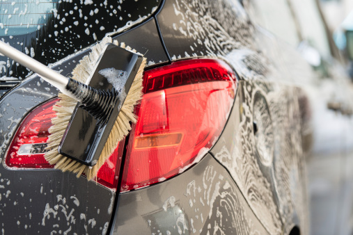 Washing「Car wash」:スマホ壁紙(12)