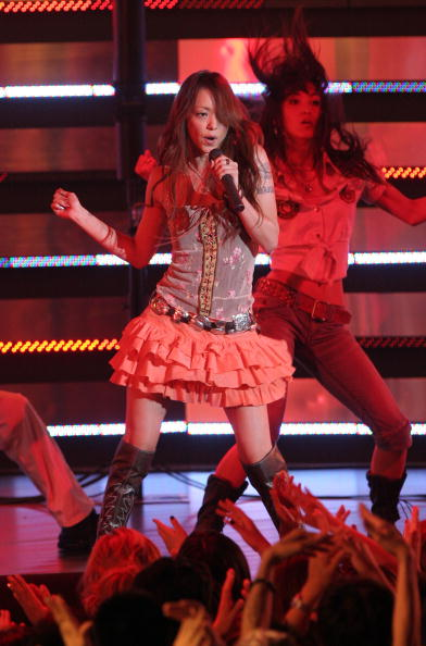 namie amuro「MTV Video Music Awards Japan 2005」:写真・画像(2)[壁紙.com]