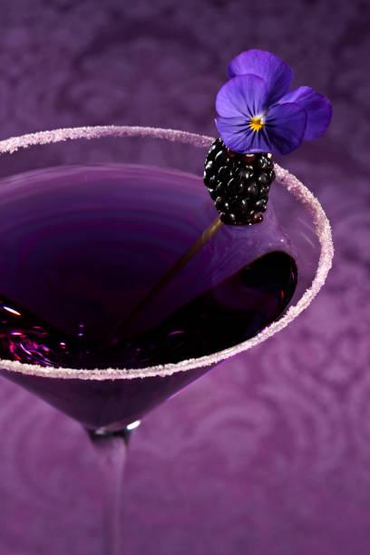 Blackberry Martini:スマホ壁紙(壁紙.com)