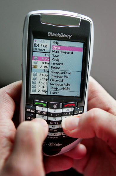 Wireless Technology「Blackberry Faces Final Judgment In Patent Case」:写真・画像(0)[壁紙.com]