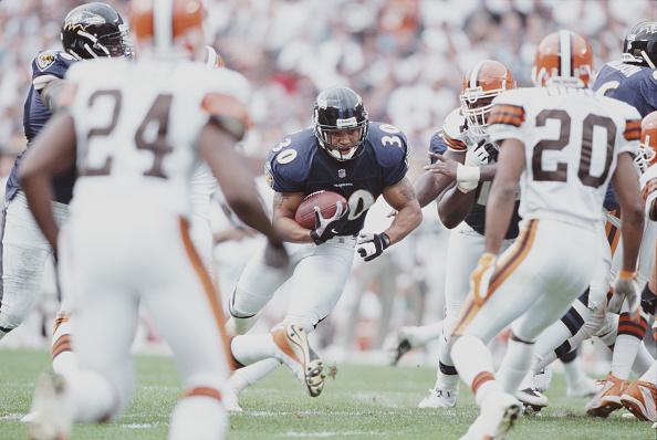 NFL「Baltimore Ravens vs Cleveland Browns」:写真・画像(14)[壁紙.com]