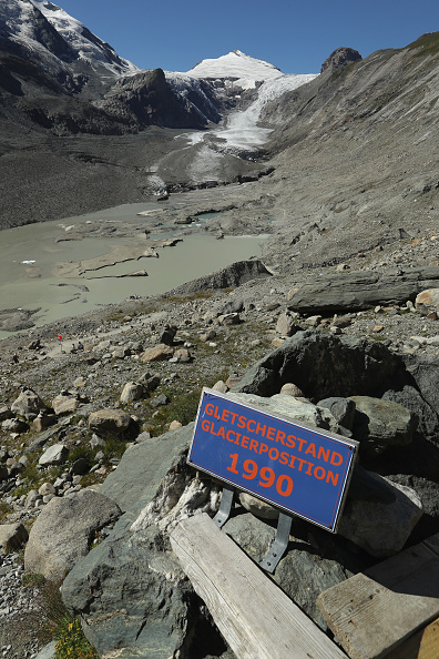 European Alps「Europe's Melting Glaciers: Pasterze」:写真・画像(11)[壁紙.com]