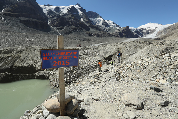 European Alps「Europe's Melting Glaciers: Pasterze」:写真・画像(9)[壁紙.com]
