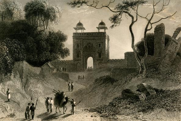 Incidental People「The Agra Gate」:写真・画像(2)[壁紙.com]