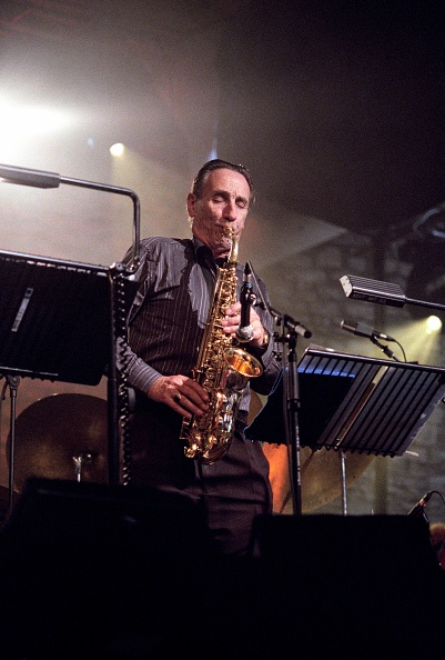 Saxophonist「Peter King, Brecon Jazz Festival, Powys, Wales, August 2006」:写真・画像(3)[壁紙.com]