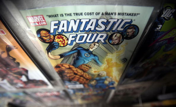 Humor「Disney Acquires Marvel Comics For $4 Billion」:写真・画像(8)[壁紙.com]