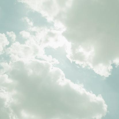 雲「Cloudscape」:スマホ壁紙(16)