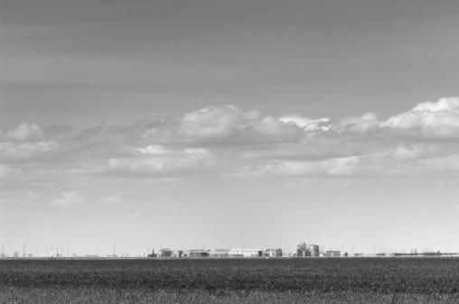 Earth Goddess「Cloudscape Over Central California Farm」:スマホ壁紙(12)